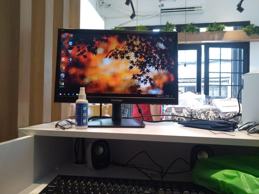 Lắp đặt máy tính văn phòng T5 2021